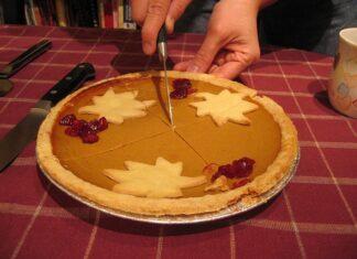 How to make pumpkin pie