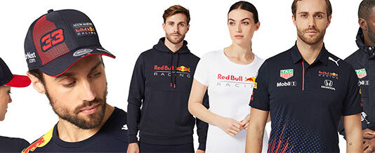 Why is Red Bull Racing Merchandise Popular